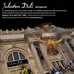 Salvatore Dali Ad Campaign - Advertising Design - Web & Graphic Designer in NYC