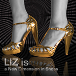 Liz Claiborne Magazine Ad - Advertising Design - Web & Graphic Designer in NYC