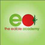 Logo Design for The Edible Academy - Web Design, Development & Branding - Web & Graphic Designer in NYC