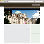 General Wireframes and PSD MockUp for the New York Botanical Garden - Web & Graphic Designer from NYC